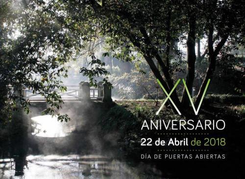 XV Aniversario Jardín Botánico Atlántico