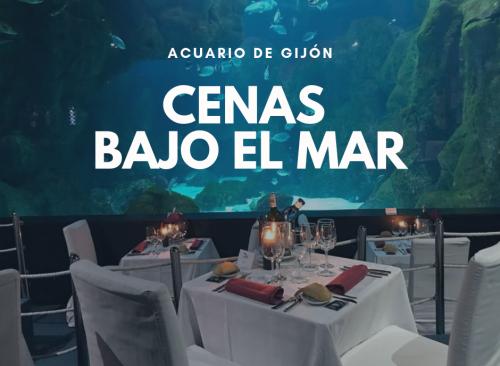 Cenas bajo el mar