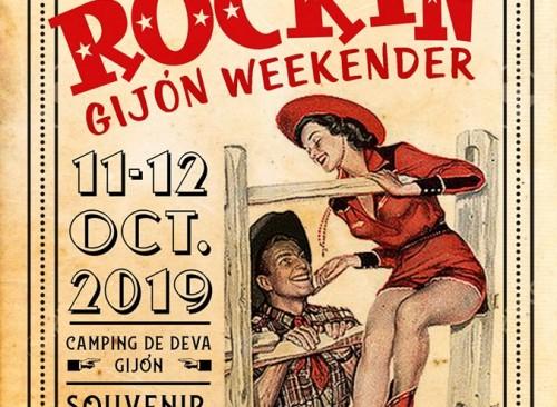 Rockin Gijón Weekender