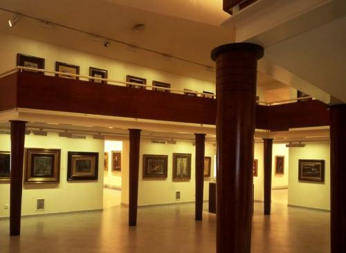 Exposiciones en el Museo Nicanor Piñole