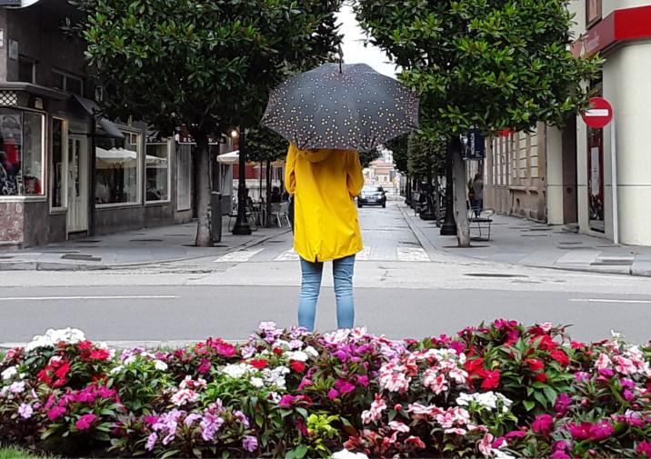 ¿Llueve en Gijón/Xixón?