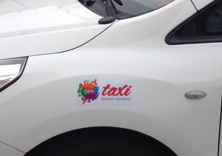 Recorre Gijón en Taxi Turístico
