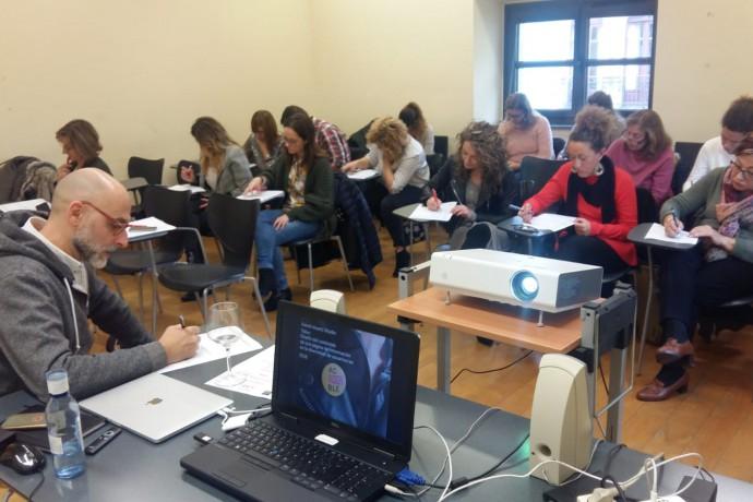 Jornada de formación en Comunicación Efectiva