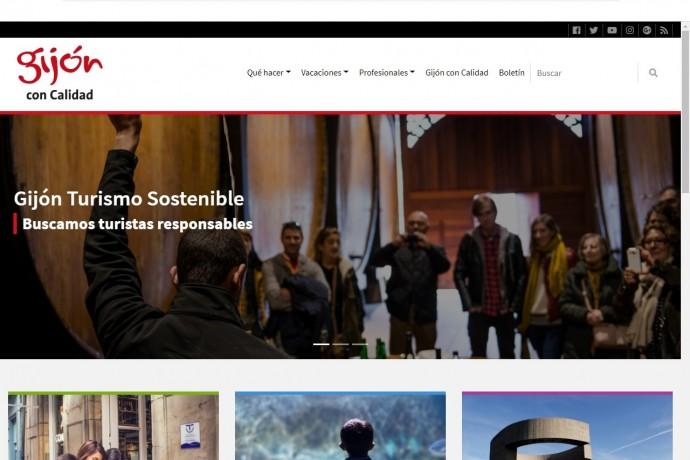 Somos finalistas en la XXI Premios Mejor Web de Asturias