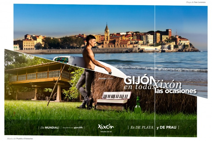 Gijón en todas las ocasiones