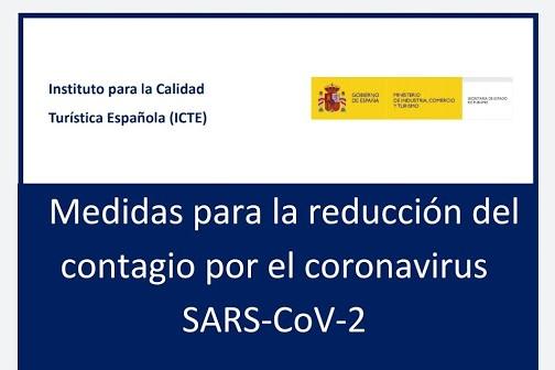 Guías para la reducción del contagio por el Coronavirus
