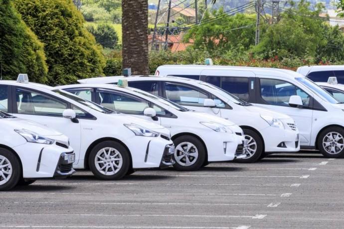El Ayuntamiento de Gijón reducirá el número de taxis en servicio al 50% a consecuencia de la crisis sanitaria