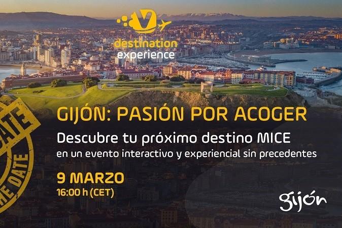 Gijón-Xixón, protagonista del segundo capítulo de 'Destination Experience'