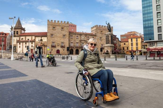 Gijón para todas las personas