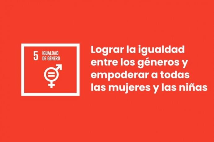 ODS5: Igualdad de género