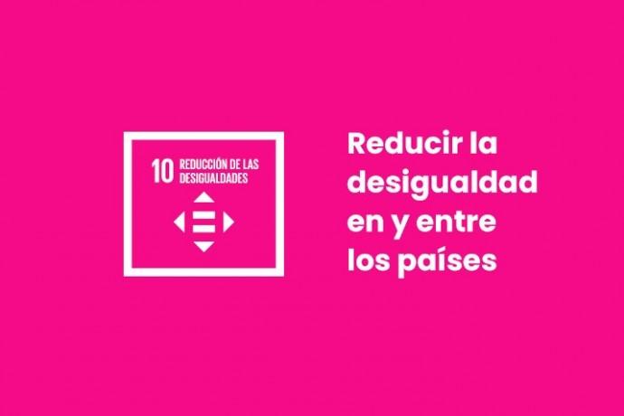 ODS10: Reducción de las desigualdades
