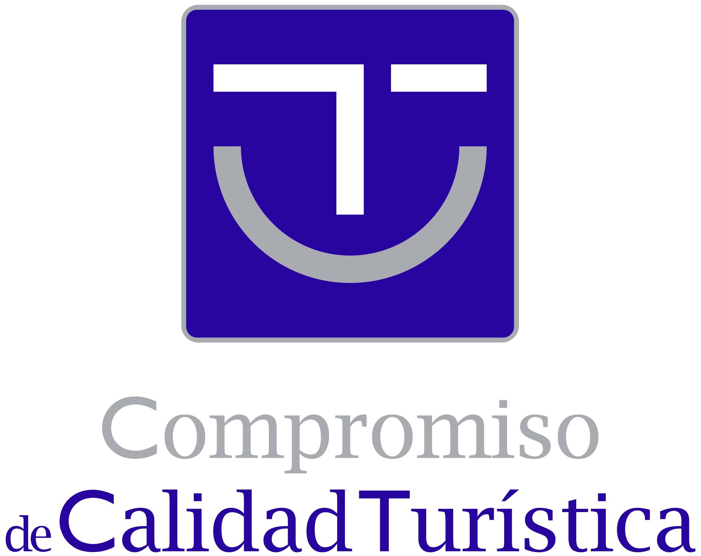 Logo Compromiso de Calidad Turística
